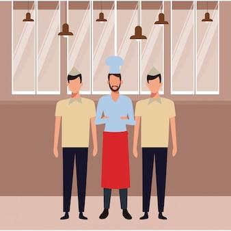 Работа шеф-повара и профессия