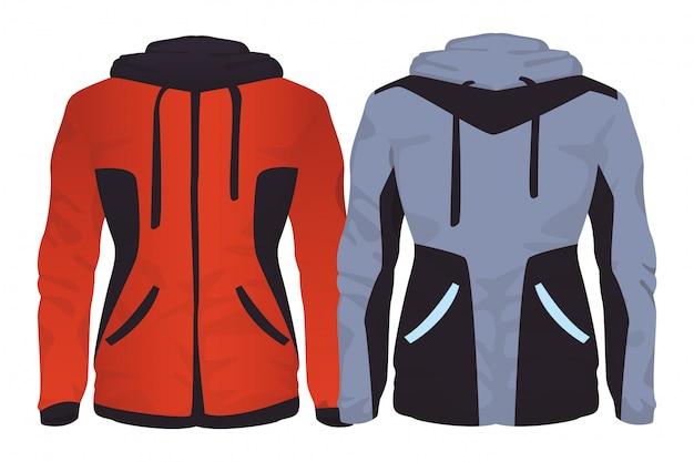 スポーツフィットネスジャケット