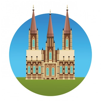 コンポステーラのサンティアゴ大聖堂