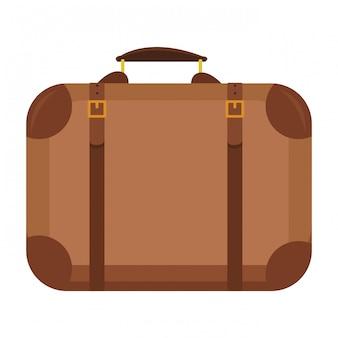 旅行スーツケースアイコン