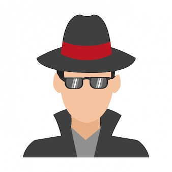 Хакер вор аватар