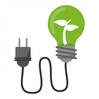 グリーンエネルギーエコロジーの概念