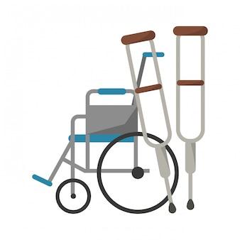 医療およびヘルスケアの要素