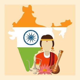 Путешествие индии и культура