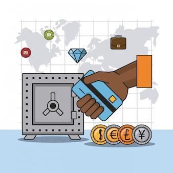 ビジネスのお金と投資
