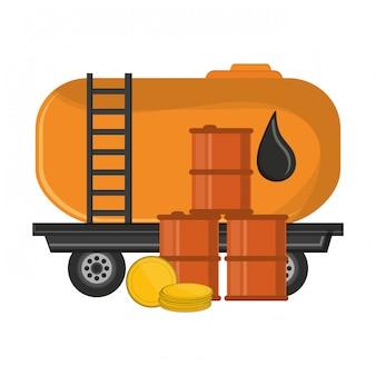ビジネスオイルと石油