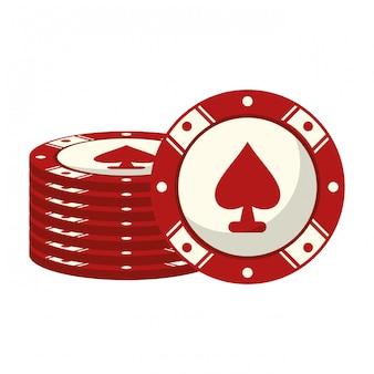 カジノエースチップスゲーム