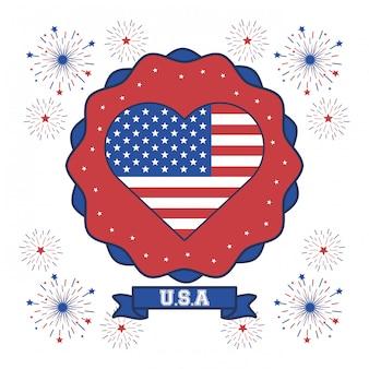 アメリカ合衆国のポスター
