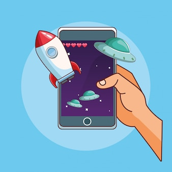 Мультипликационные игры для смартфонов