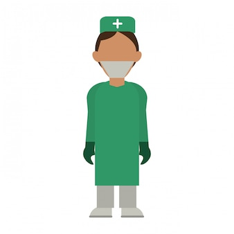 Медицинский аватар мультфильм