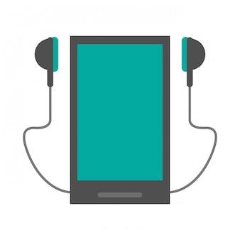 音楽とスマートフォン