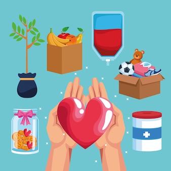 Благотворительность и пожертвование