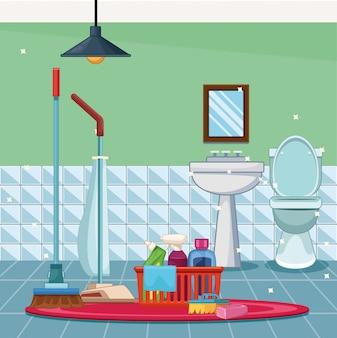 Домашняя уборка мультфильма