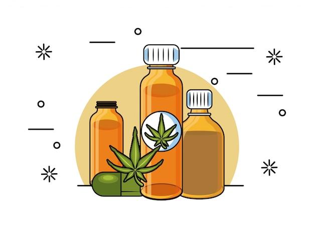 大麻天然薬