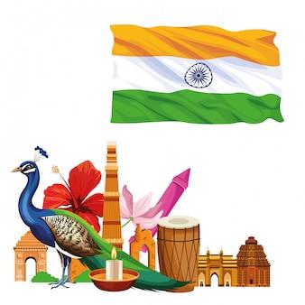 インド旅行と観光
