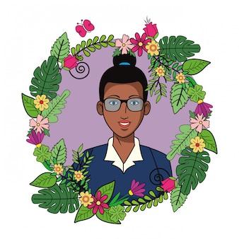 Предприниматель аватар мультипликационный персонаж профиль