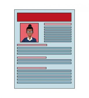 Аватар бизнес-леди аватар в биографии