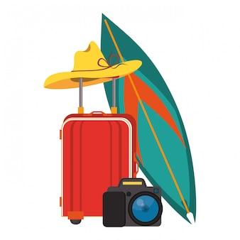 夏休みや旅行漫画