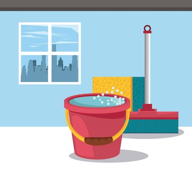 Чистящие средства для домашних мультфильмов
