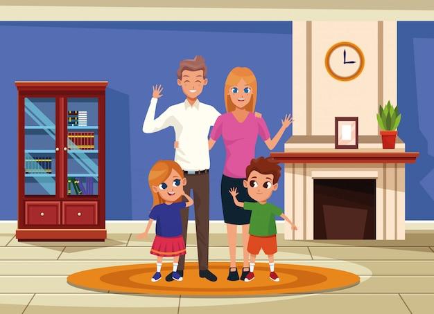 Семейные мультфильмы для родителей и детей