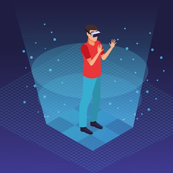 Виртуальная реальность и друзья мультфильмы