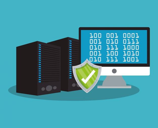 コンピュータとセキュリティシステム