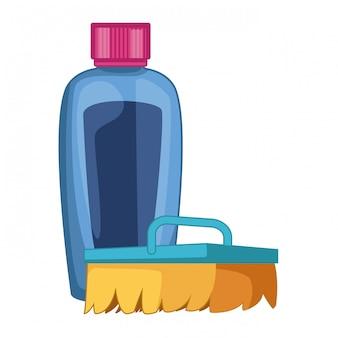 清掃および衛生設備の付属品