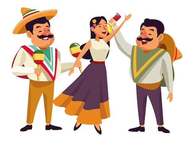 Мексиканская еда и традиционная культура