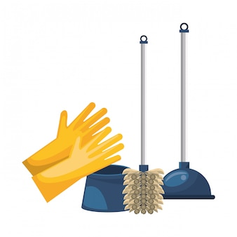 洗浄装置と製品のセット