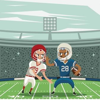 サッカースポーツ選手権大会漫画