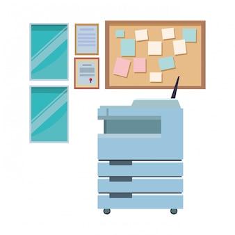 Бизнес офисный интерьер