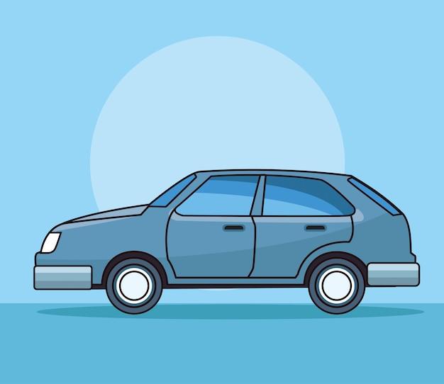 Классический автомобиль-купе