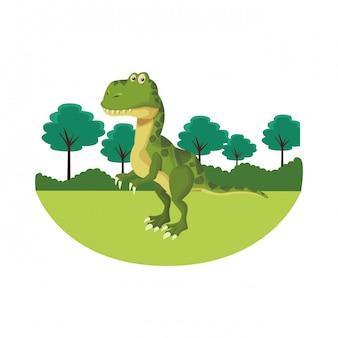 Мультфильм динозавр тиранозавр