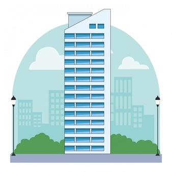 都市建築と都市建築