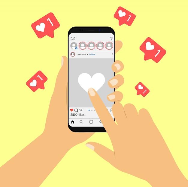 Социальная сеть. как в социальных сетях.