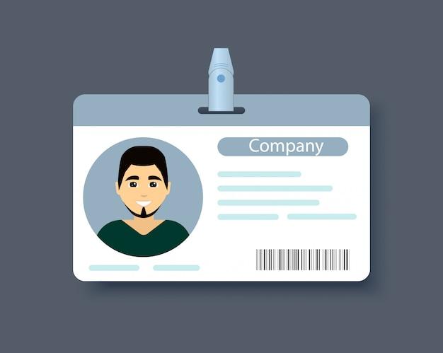 Пустой идентификатор, имя владельца тега с аватаром.