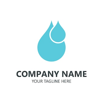 Водостойкий логотип