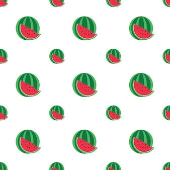 スイカのパターン。ベクトル図