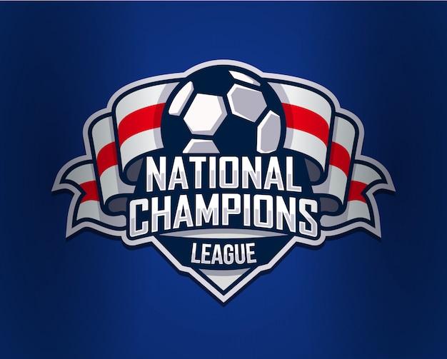 Логотип футбольной команды