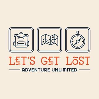 Давайте потеряемся