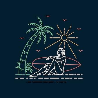 セクシーな夏