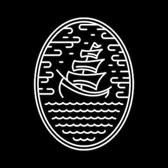 Ураганный корабль