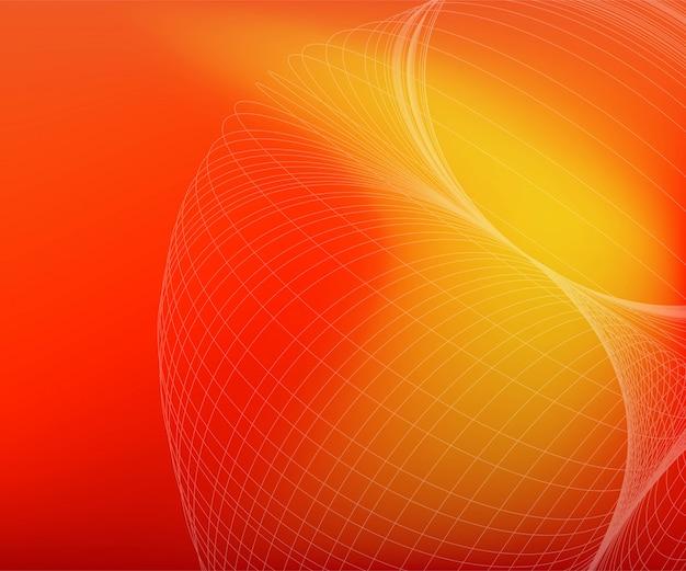 Технология абстрактного фона иллюстрации.