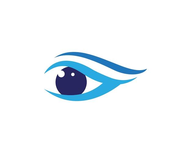 アイケアのロゴデザイン