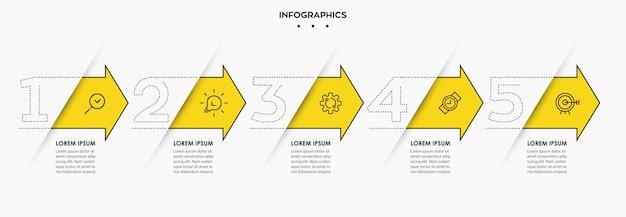 Вектор инфографики шаблон