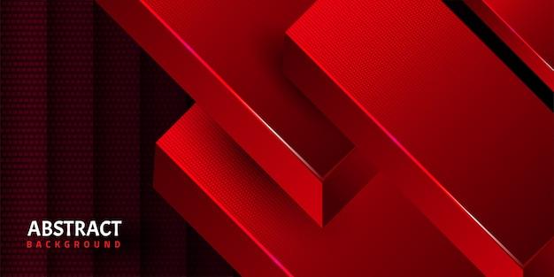 Абстрактный геометрический фон формы