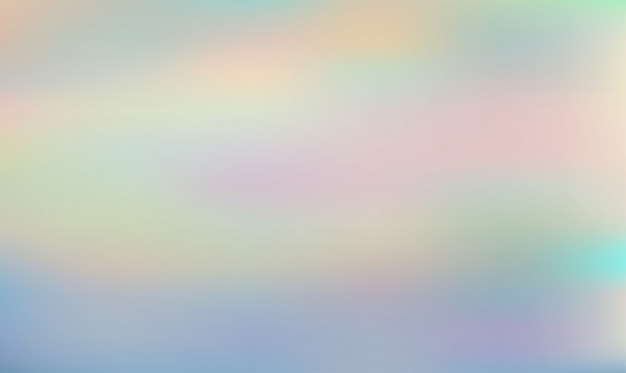 抽象的なホログラフィックグラデーションの背景