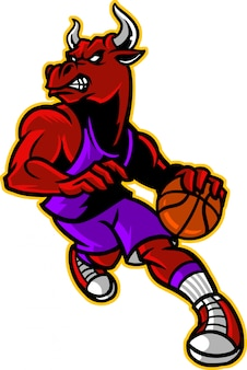 Бык баскетбол