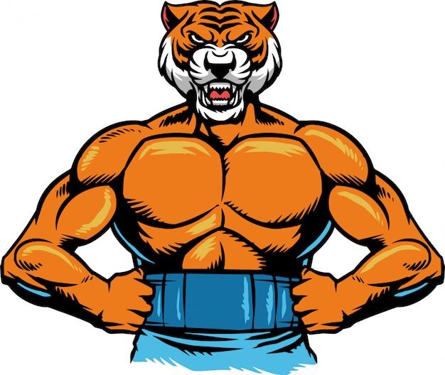 Тигровая мышца