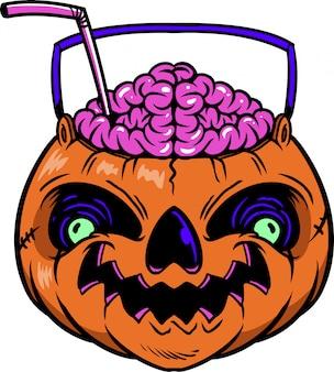 かぼちゃジュース